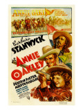 Annie Oakley, 1935 Poster
