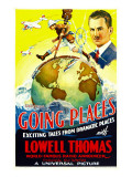 Going Places, Lowell Thomas, 1935 Photo