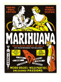 Marihuana, (Aka Marihuana, the Weed with Roots in Hell!), 1936 Posters