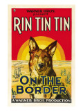 On the Border, Rin Tin Tin, 1930 Photo