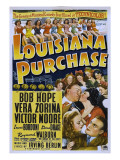 Louisiana Purchase, 1941 Poster