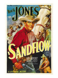 Sandflow, Buck Jones, 1937 Photo