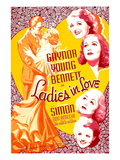 Ladies in Love, 1936 Posters