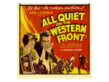 All Quiet on the Western Front, 1930 Posters