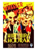Hips, Hips, Hooray, Bert Wheeler, Robert Woolsey, 1934 Print