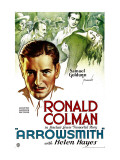 Arrowsmith, Ronald Colman, 1931 Photo