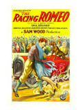 A Racing Romeo, (Aka 'The Racing Romeo), 1927 Poster