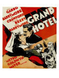 Grand Hotel, Joan Crawford, John Barrymore, 1932 Photo