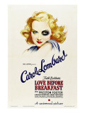 Love before Breakfast, Carole Lombard, 1936 Print