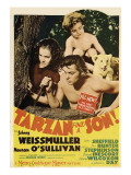Tarzan Finds a Son!, 1939 Posters