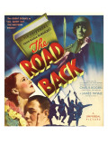 The Road Back, Barbara Read, John &#39;Dusty&#39; King, John &#39;Dusty&#39; King on Window Card, 1937 Posters