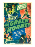 The Green Hornet, Gordon Jones, Anne Nagel, Keye Luke, Gordon Jones, Wade Boteler, Anne Nagel, 1940 Posters