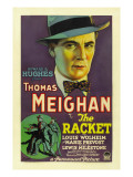 The Racket, Thomas Meighan, 1928 Print