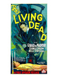 The Living Dead, 1933 Psters