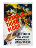 Stranger on the Third Floor, 1940 Posters
