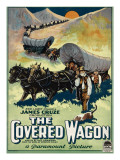 The Covered Wagon, 1923 Posters