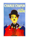 The Circus, Charlie Chaplin, 1928 Posters