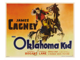The Oklahoma Kid, James Cagney, 1939 Láminas