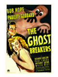 The Ghost Breakers, Bob Hope, Paulette Goddard, 1940 Print