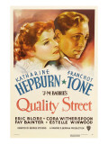 Quality Street, Katharine Hepburn, Franchot Tone, 1937 Prints