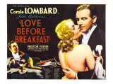 Love before Breakfast, Carole Lombard, Preston Foster, 1936 Photo