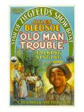 Old Man Trouble, Jules Bledsoe, 1929 Prints