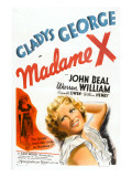 Madame X, Gladys George, 1937 Photo
