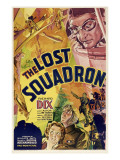 Lost Squadron, Richard Dix, 1932 Kunstdruck