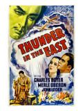 Thunder in the East (Aka the Battle), John Loder, Merle Oberon, Charles Boyer, 1934 Photo