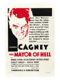Mayor of Hell, James Cagney, 1933 Posters