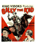 Billy the Kid, 1930 Print