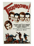 Touchdown, 1931 Poster