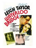 Waterloo Bridge, 1940 Photographie