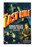 The Last Mile, Preston Foster, George E. Stone, 1932 Posters
