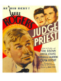 Judge Priest, 1934 Pósters