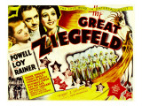 The Great Ziegfeld, 1936 Photo