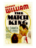 The Match King, Lili Damita, Warren William, 1932 Affiches