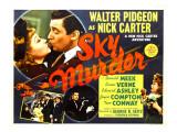 Sky Murder, 1940 Photo