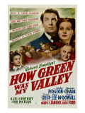 How Green Was My Valley, 1941 Photographie