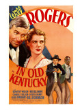 In Old Kentucky, Will Rogers, Dorothy Wilson, Charles Sellon, Bill Robinson,, 1935 Lminas