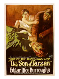 The Son of Tarzan, 1920 Posters