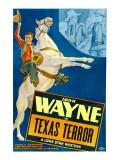 Texas Terror, 1935 Poster