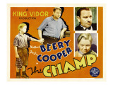 The Champ, 1931 Posters