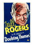 Doubting Thomas, Will Rogers, 1935 Lminas