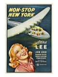 Non-Stop New York, 1937 Poster