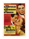 Castle on the Hudson, Pat O'Brien, John Garfield, Ann Sheridan, 1940 Posters