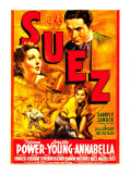 Suez, 1938 Posters