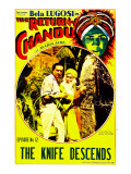 The Return of Chandu, 1934 Print