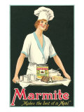 Marmite Advertisement Posters