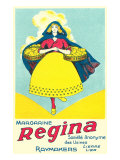 Dutch Girl Margarine Advertisement Prints